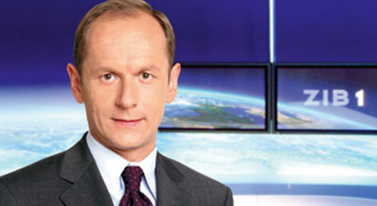 Zib 1 Moderator Groß Verlässt Orf Leadersnet