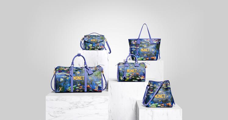 a6b151e442b25 Louis Vuitton präsentiert die zweite Kollektion von Jeff Koons ...