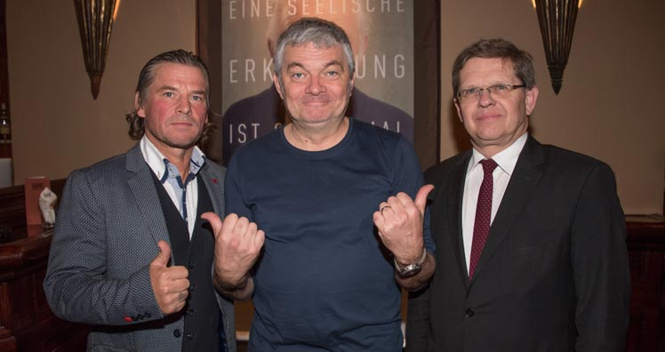 Frankie Schinkels, Werner Brix und Christian Deutsch © ganznormal.at/Bill Lorenz