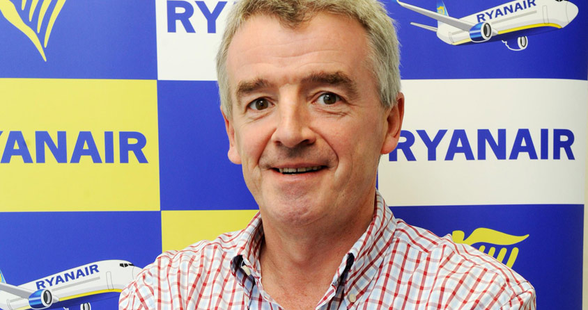 michael o leary charismatic leadership 2011-12-1  michael o'leary, to show how he deploys the rhetoric and rationality of entrepreneurial discourse,  charismatic leadership and corporate cultism at enron:.