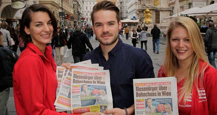 Krone Launcht Kompakt Ausgabe Leadersnet