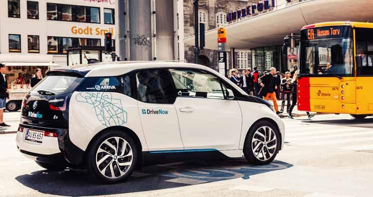 DriveNow wird 100-Prozent-Tochter von BMW