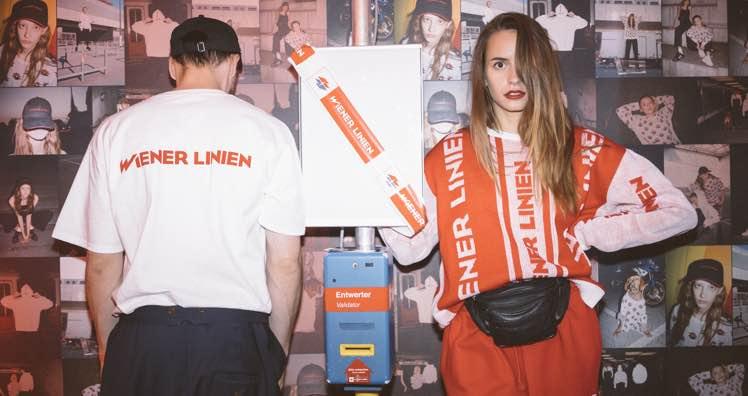 Hype Um Modekollektion Der Wiener Linien Leadersnet