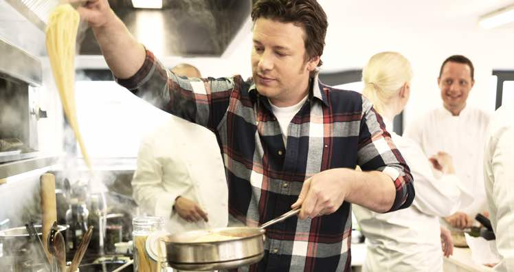 Jamie Oliver © Scandic Hotels/CC BY 3.0