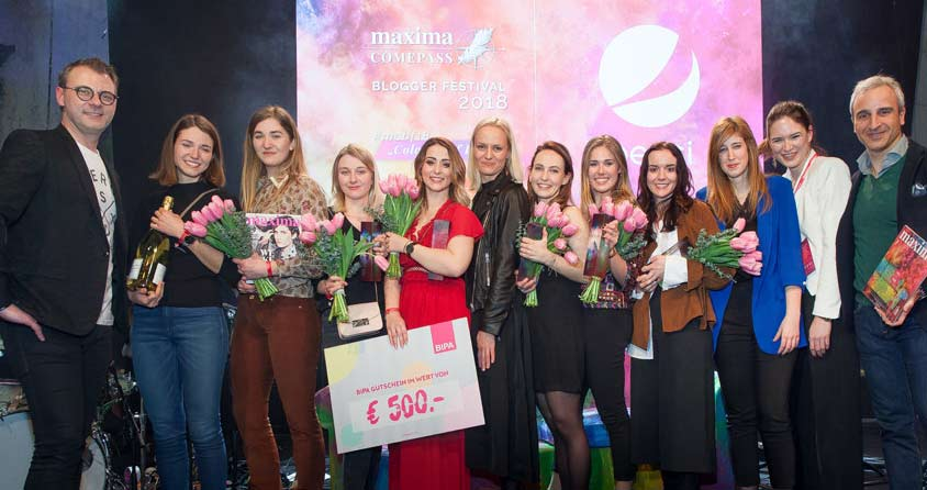 Neues Influencer Event Die Top Blogger Of The Year Sind Gekürt