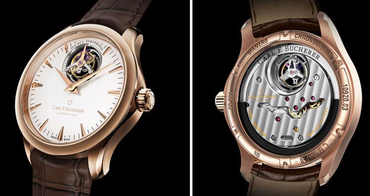 Carl F. Bucherer