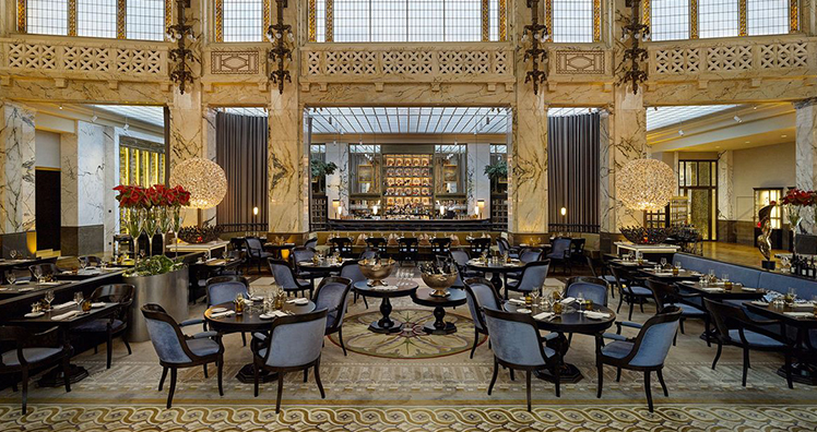 The Bank © Park Hyatt Vienna