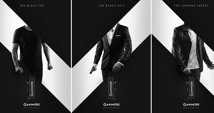 Beiersdorf bringt das Männerparfum Gammon ins digitale
