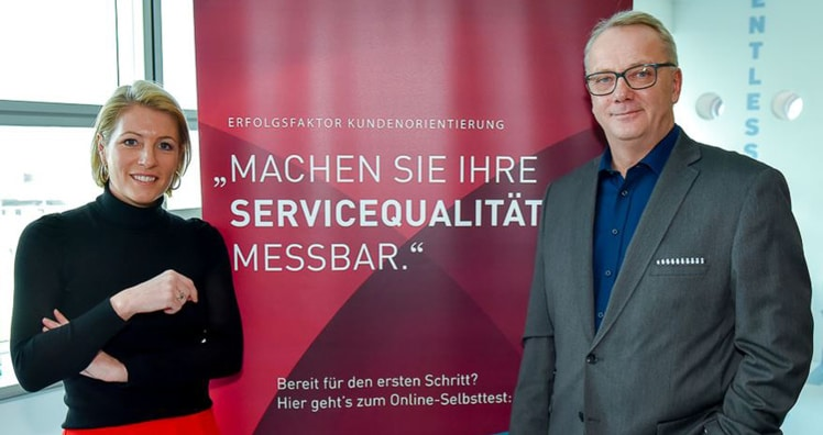 Barbara Aigner und Andreas Waggerl © leadersnet.at / G.Alarcon