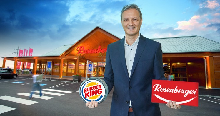 TQSR-CEO Hartmut Graf © Burger King