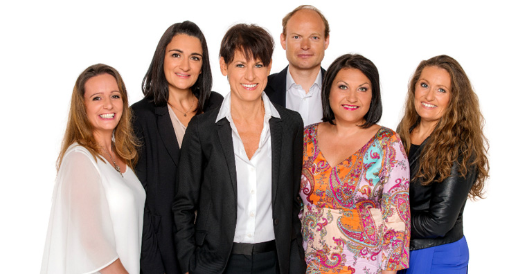 ORF Wien Marketingteam © ORF