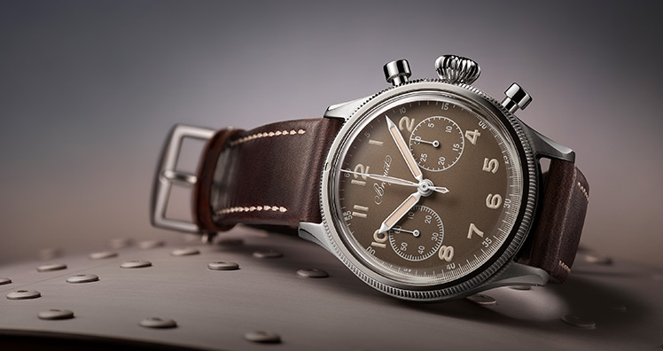 Breguet Type 20 Only Watch 2019 © Breguet