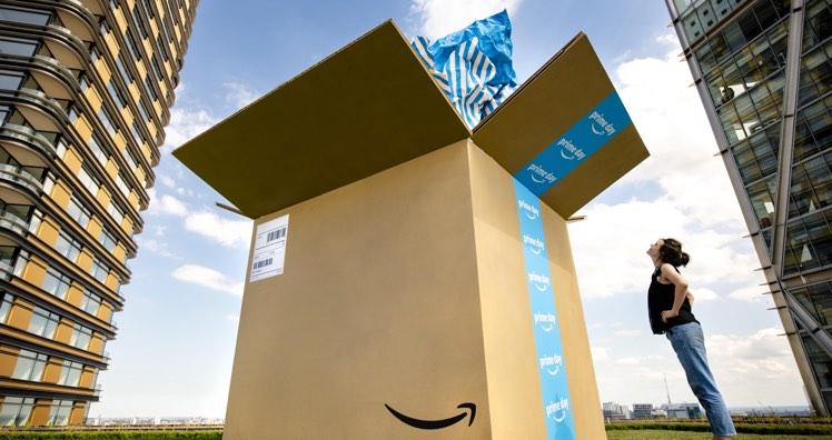 Prime Day 2019: Amazon verkaufte 175 Millionen Produkte