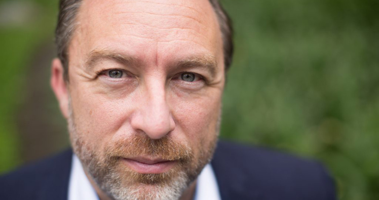 Jimmy Wales © Victor Grigas/CC BY SA 3.0