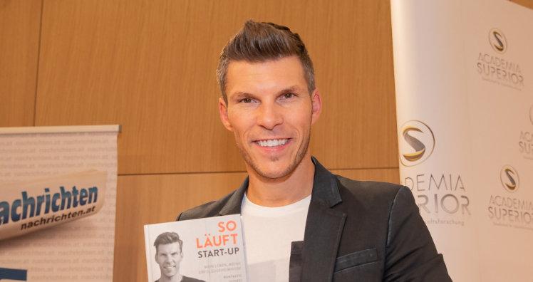 Runtastic-Gründer Florian Gschwandtner wird bei Tractive aktiv