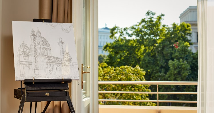 © The Ritz-Carlton Vienna