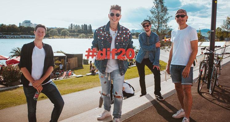 Das Donauinselfest 2020 Startet Mit Neuen Acts In Seine Vierte Runde Leadersnet