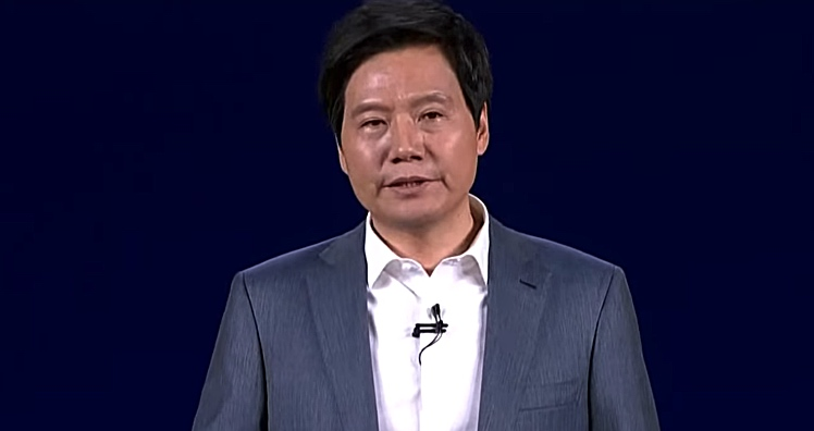 Xiaomi-Chef Lei Jun © Xiaomi